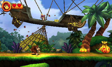 Donkey Kong Country Returns 3D kaufen
