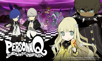 Persona Q: Shadow of the Labyrinth kaufen