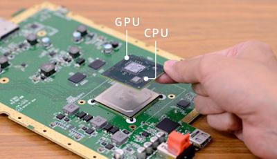 Multi-Chip-Module der Wii U