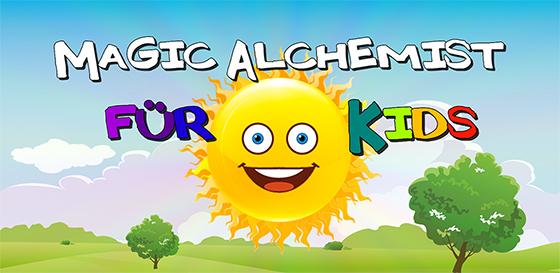 Magic Alchemist für Kids