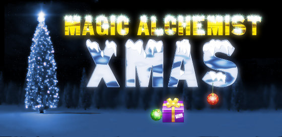 Magic Alchemist Weihnachten