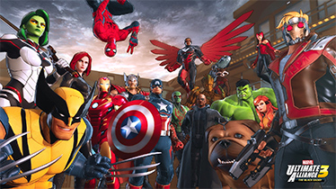 Marvel Ultimate Alliance 3: The Black Order kaufen