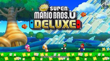New Super Mario Bros U Deluxe kaufen