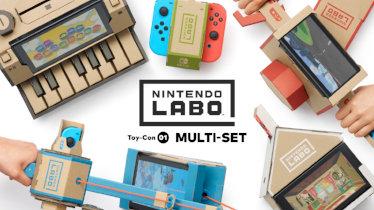 Nintendo Labo: Toy-Con Multi-Set kaufen