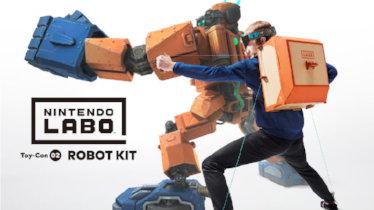Nintendo Labo: Robo-Set kaufen