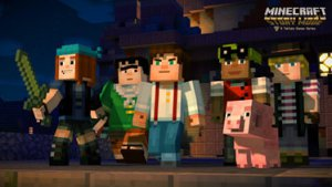 Minecraft Story Mode - The Complete Adventure kaufen