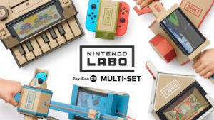 Nintendo Labo: Toy-Con Multi-Set kaufen