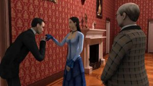 Sherlock Holmes - Das Geheimnis des silbernen Ohrrings kaufen