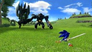 Sonic und der schwarze Ritter kaufen