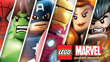 Lego Marvel Superheroes kaufen